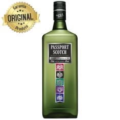 Foto Whisky Escocês Scotch Garrafa 670ml - Passport | E-facil*