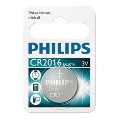 Foto Bateria de lithium Philips 3V - CR201601B | Intersolução*