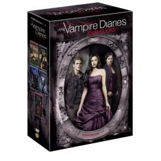 Foto DVD Box The Vampire Diaries - 1ª A 5ª Temporada - 25 Discos | Saraiva -