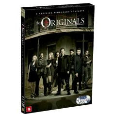 Foto DVD The Originals - 3ª Temporada - 5 Discos | Saraiva -
