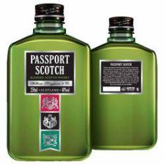 Foto Whisky Passport 08 Anos 250ml | Americanas