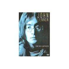 Foto DVD - John Lennon - The Messenger - Eternamente Lennon | Shoptime