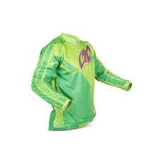 Foto Camisa Motocross Pro Tork Connect Jungle Trilha Verde | Shoptime