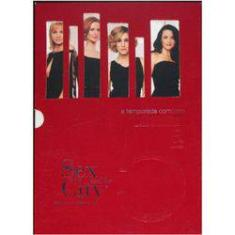 Foto Dvd  Sex And The City - 5ª Temporada Completa | Submarino