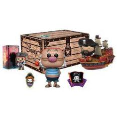 Foto Box Disney Tresuares Box Funko Pop Smee Jack Sparrow Piratas | Submarino