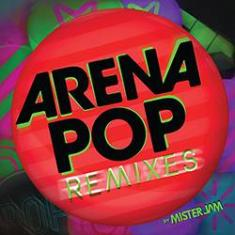 Foto CD - Arena Pop: Remixes | Shoptime