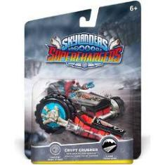 Foto Skylanders Superchargers: Vehicle Crypt Crusher | Americanas