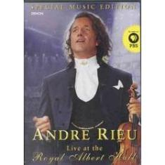 Foto Dvd Andre Rieu - Live At The Royal Albert Hall | Americanas