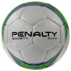 d43e6840bbeb6 Bola de Futebol Society Matis Penalty Costurada