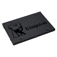 Foto SSD Desktop Notebook Ultrabook Kingston A400, 480GB, 2.5