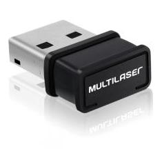 Foto Adaptador Wireless Usb N 150 Mbps Multilaser | Magazine Luiza.