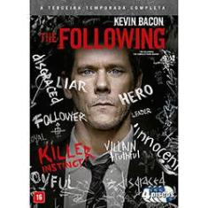 Foto DVD - The Following: 3ª Temporada Completa | Shoptime