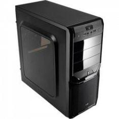 Foto Gabinete Gamer Mid Tower V3x Window Preto Aerocool | Shoptime