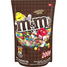Foto M&M´s Chocolate 200g - Mars | Submarino