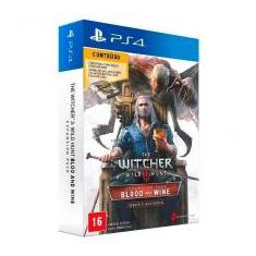 Foto Jogo The Witcher 3: Wild Hunt: Blood and Wine (Pacote de Expansão) - PS4 | Magazine Luiza.