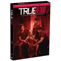 Foto DVD True Blood - 4ª Temporada - 5 Discos | Saraiva -