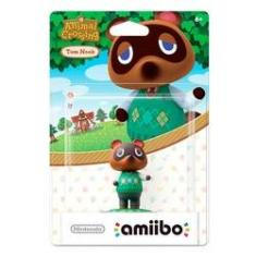 Foto Nintendo Amiibo: Tom Nook - Animal Crossing - Wii U E New Nintendo 3ds | Shoptime