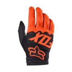 Foto Luva Fox  Dirtpaw Race 2017 Orange | Walmart -