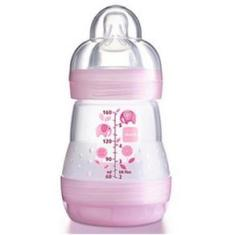 Foto Mamadeira First Bottle Girls 160ml - MAM | Casas Bahia -