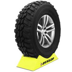 Foto Pneu Aro 16 Dunlop Grandtrek MT2 Wide 265/70R16 112Q Pick UP SUV Caminhonete | Connect Parts*