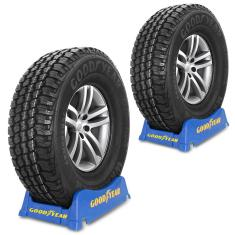 Foto Kit 2 Unidades Pneu Aro 16 Goodyear Wrangler Armortrac 245/70 R16 113/110S | Connect Parts*