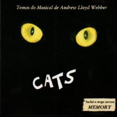 Foto Cats Tema Musical - CD Clássico | Webcontinental