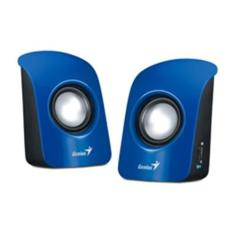 Foto Caixa de Som 2.0 Genius CH SP-U115 AZUL USB/AUDIO P2 -31731006102 | Amazon