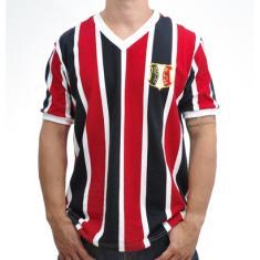 Camisas de Times de Futebol Casuais Santa Cruz Masculino camisa time ... 5bd36665f9ac0