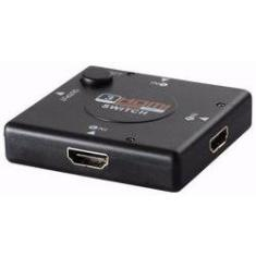 Foto Switch hdmi 3 portas | Walmart -