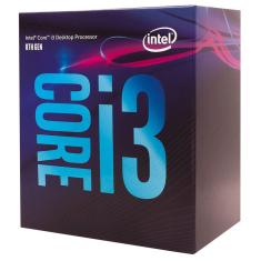 Foto Intel® Core™ i3 8100 - LGA 1151 - 3.60GHz - cache 6MB - Quad Core - 8ª Geração Coffee Lake - BX80684I38100 | Oficina dos Bits*