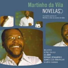 Foto Martinho Da Vila Novelas - Cd Samba | Webcontinental
