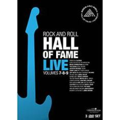 Foto Box DVD Rock And Roll Hall Of Fame - Vol. 7,8 e 9 (3 DVDs) | Americanas