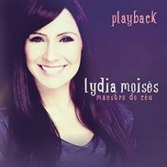 Foto CD Lydia Moisés - Maestro do Céu (Playback) | Americanas