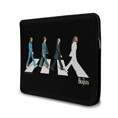 Foto Capa Para Notebook The Beatles Abbey Road Black | Amazon