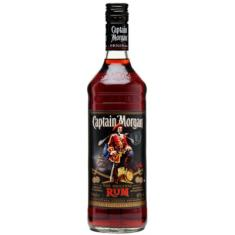 Foto Rum Captain Morgan Black - 700ml | CLICKBAR