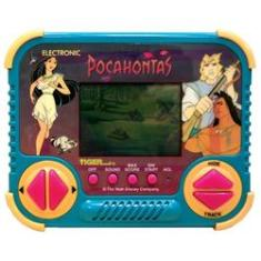 Foto Mini Game Vintage Retro Pocahontas 72-821 Tiger | Walmart -