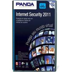 Foto 10 Licenças do Panda Internet Security 2011 para PC - Panda Security do Brasil S/A | Shoptime