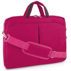 Foto Bolsa Para Notebook Multilaser 15.6 Pol All Day Rosa BO170 | SHOPLOKO*