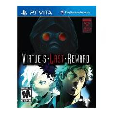 Foto Zero escape virtues last reward - ps vita | Magazine Luiza-