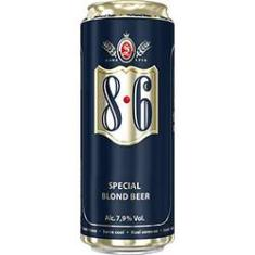 Foto Cerveja Holandesa 8.6 Blond Strong Lager 7.9% - 500ml | Submarino