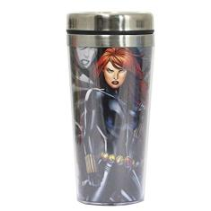 Foto Copo Termico Marvel Black Widow 450ml | Amazon