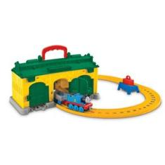 Foto Trenzinho Mattel Thomas and Friends Estação Tidmouth DGC10 | Extra -