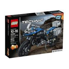 Foto LEGO Technic - BMW R 1200 GS Adventure - 42063 | Magazine Luiza.