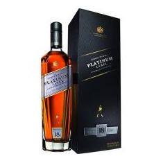 Foto Whisky Johnnie Walker Platinum Label 18 anos 750ml | Magazine Luiza.