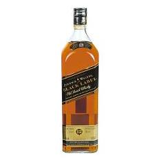 Foto Whisky Johnnie Walker Black Label | Divvino