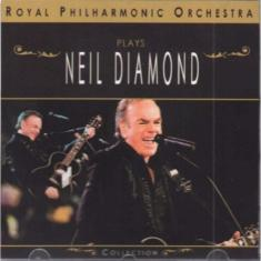 Foto Royal Philharmonic Orchestra Plays Neil Diamond - Cd Clássica | Webcontinental