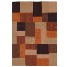 Foto Tapete Indiano Patchwork Tecido 3.00X4.00 0757 | Doural Presentes*