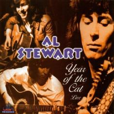 Foto Al Stewart Year Of The Cat Live - CD Rock | Webcontinental