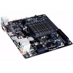 Foto Placa Mae Pcware Mini ITX IPX1800G2 C/ INTEL Celeron DUAL-CORE | Amazon