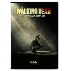 Foto Dvd Box - The Walking Dead - Quinta Temporada Completa | Shoptime